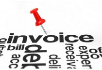 Pay an invoice