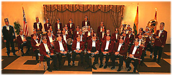 Concert Band Chartered 1896